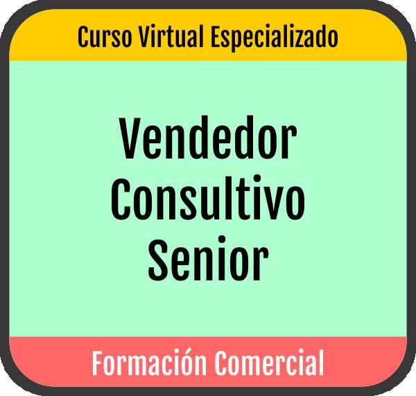 Vendedor Consultivo Senior