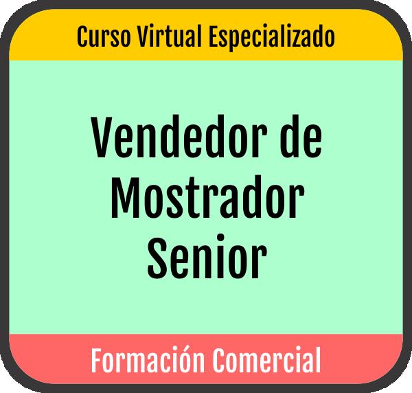 Vendedor de Mostrador Senior
